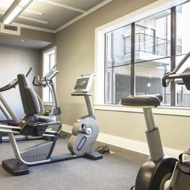 Alta City West Apartments Houston TX Fitness Center