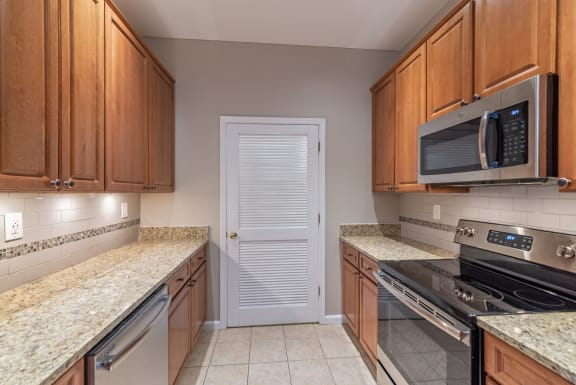 Electric Range Offered at Renaissance at the Power Building, Cincinnati, OH