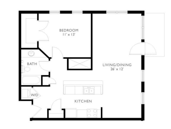 Floor Plan  A3