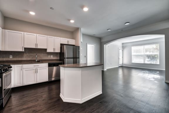 Chef-inspired kitchen at The Estates at Cougar Mountain, 2128 Shy Bear Way NW, 98027