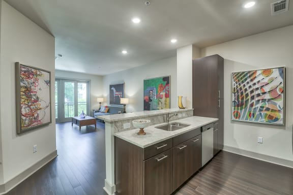 Mid Rise Luxury Apartments at Windsor South Lamar, 809 S Lamar Blvd, Austin