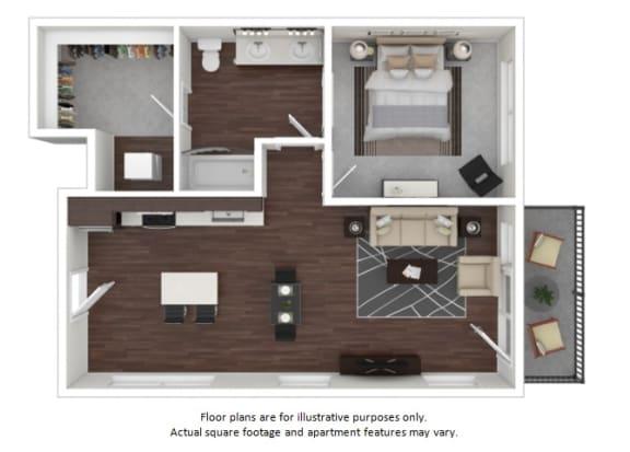 Floor Plan  A5 2 3D disclaimer floor plan