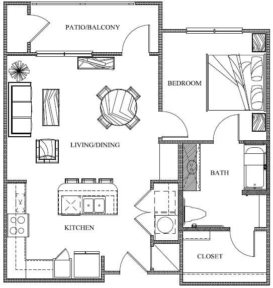 Floor Plan  A3c