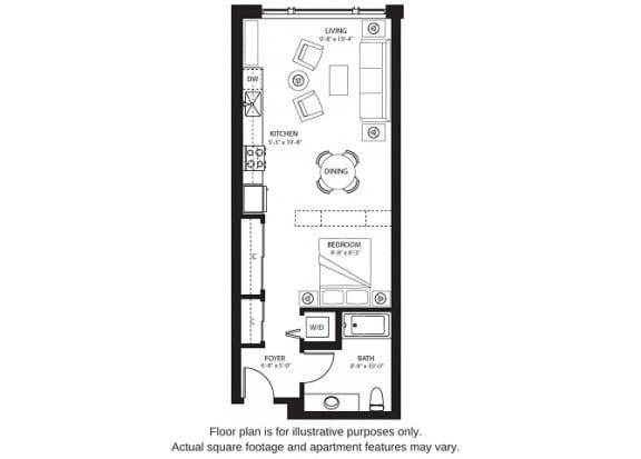 Floor Plan  S5 North New