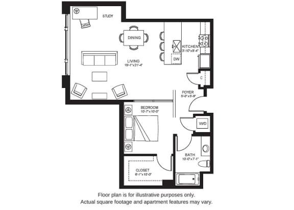 Floor Plan  S8 North