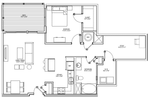 Floor Plan  A9A