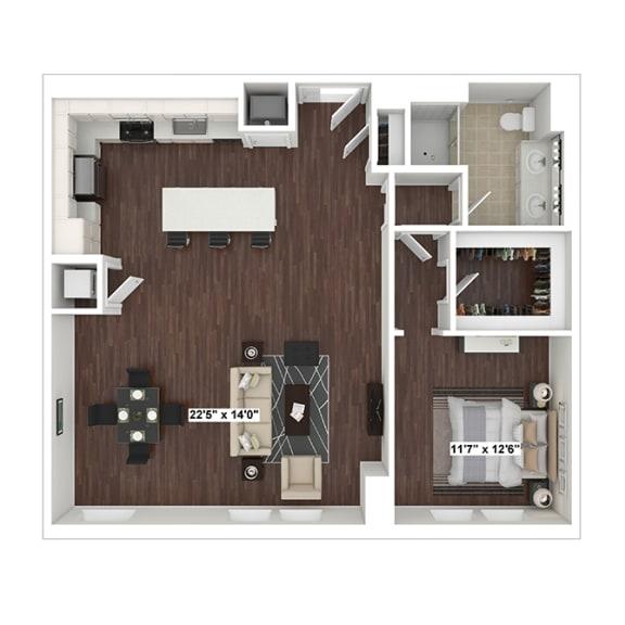Floor Plan  PH7