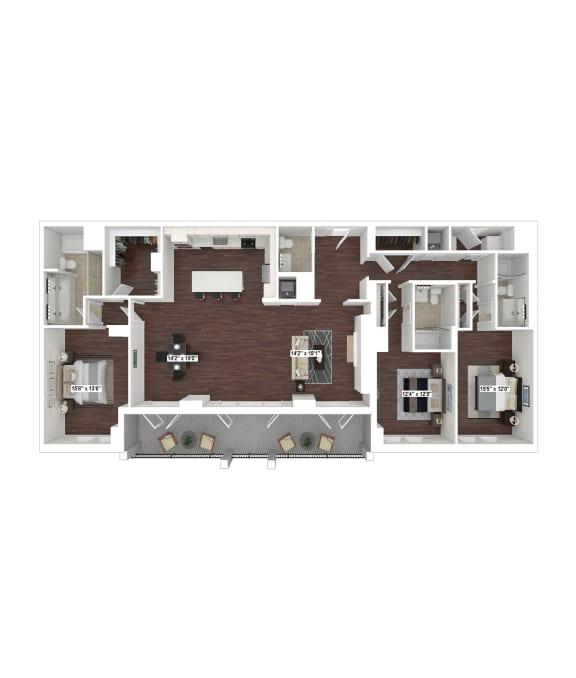 Floor Plan  PH9