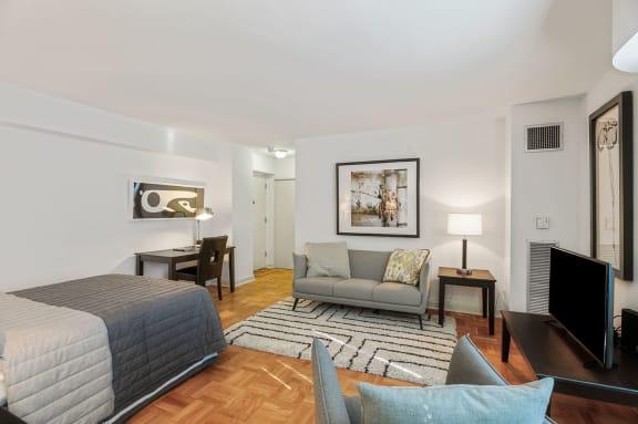 Carillon House Apartments Studio Interior