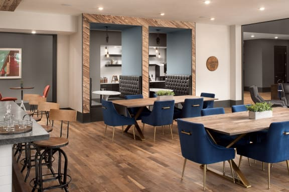 Clubhouse Workspaces at The Louis, Kentucky, 40241