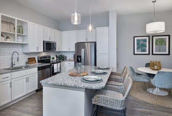 Granite Countertops Throughout at Summerhouse Lakewood Ranch Apartments, Lakewood Ranch, FL, 34211