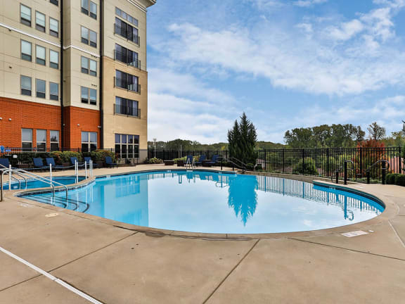 Swimming site at Residences at The Streets of St. Charles, St. Charles, 63303