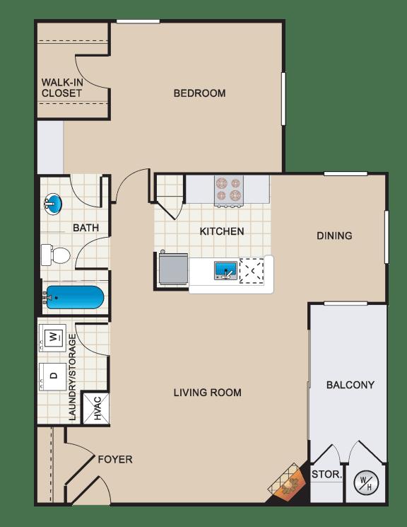 Floor Plan  Lafayette