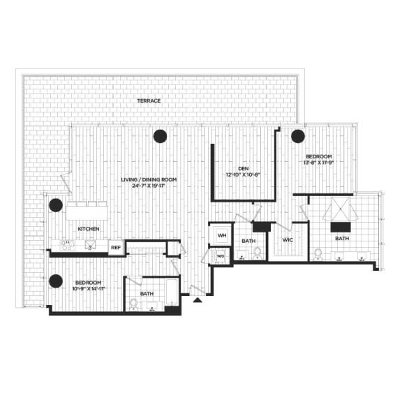 Floor Plan  B15