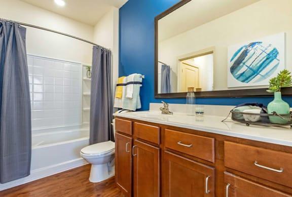 Bathroom with Large Vanity  Park & Kingston, Charlotte, NC 28203