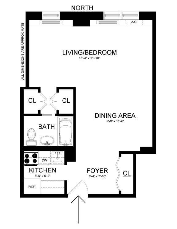 Floor Plan  J Line