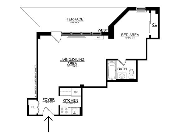 Floor Plan  Upper C Line