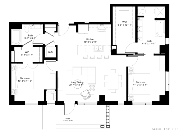 Floor Plan  Butternut