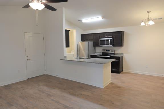 living room-2nd floor at Shenandoah Properties, Indiana, 47905