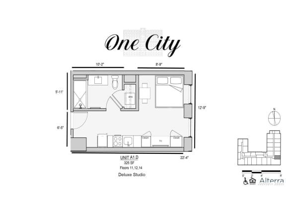 One City A1D