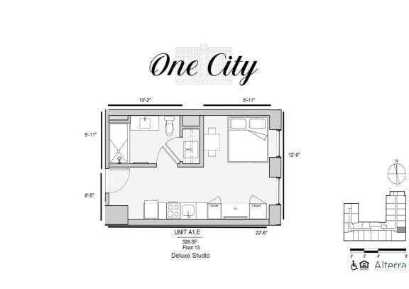 One City A1E