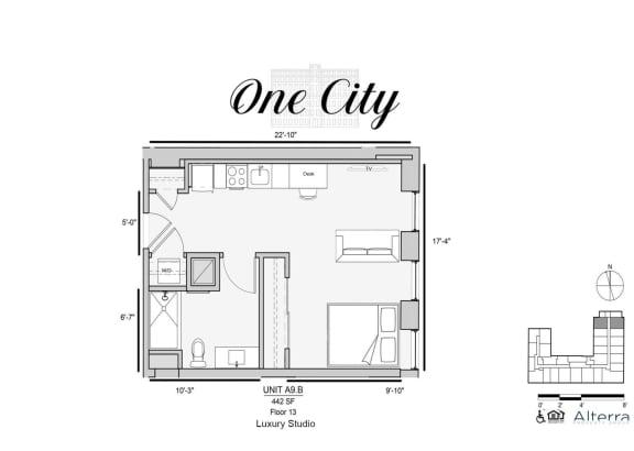 One City A9B