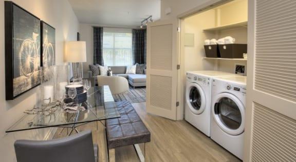 Capitol Yard Apartments_ West Sacramento CA_Premium Washer & Dryer