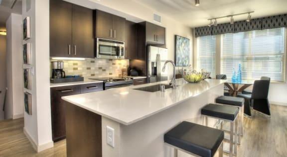Capitol Yard Apartments_ West Sacramento CA_Quartz Countertops