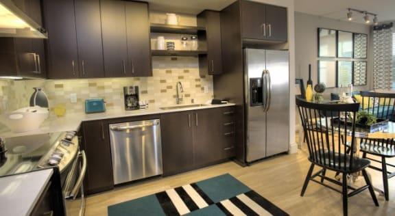 Capitol Yard Apartments_ West Sacramento CA_Spacious Kitchens