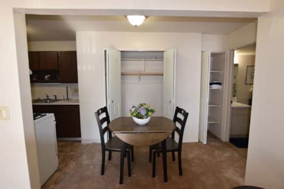 Lots of Closet Space at Granada Apartments in Jackson, MI