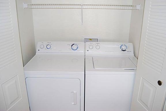 Convenient Laundry Area at Limestone Creek Apartment Homes, 35756