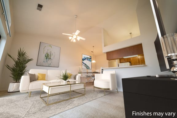 Sarah Living Room
