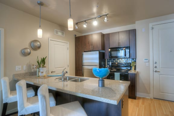Stainless steel appliances*