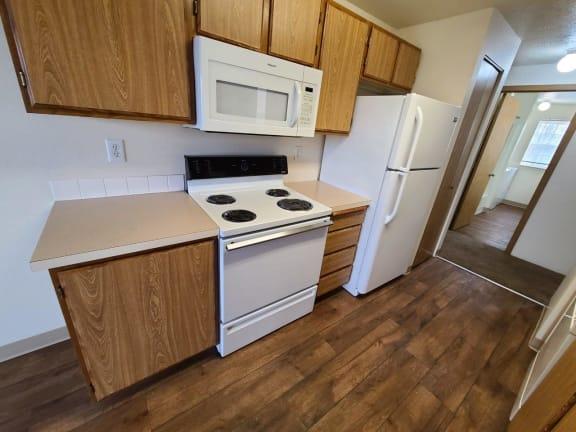 GoGo West Apartments Kitchen