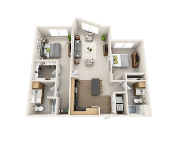 Floor Plan  B2H