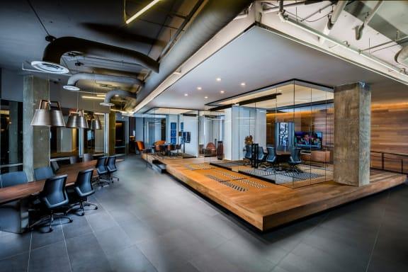 eLoft Apartments Conference Rooms