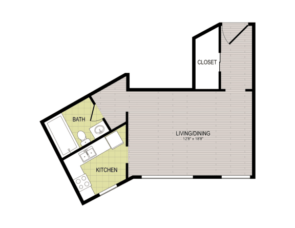 Broadview Apartments STB Floor Plan