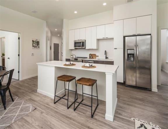 ully Equipped Island Kitchen at Clovis Point, Longmont, CO, 80501