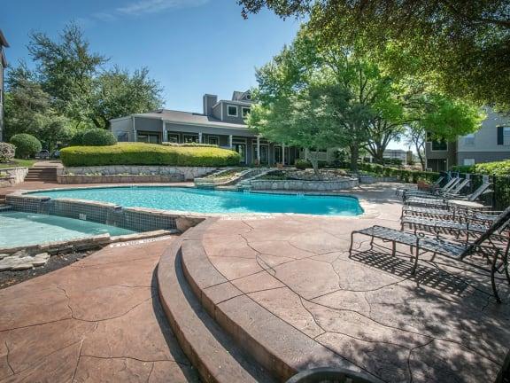 The Lakes at Renaissance Park Pool Area