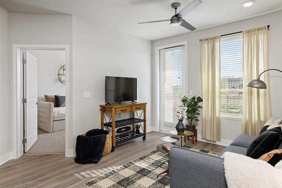 Element 25 apartments ceiling fans