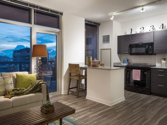Eight O Five Chicago Hard Surface Flooring