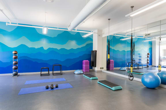 Yoga_Studio_and_TRX at Berkshire Lauderdale by the Sea, Ft. Lauderdale