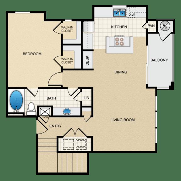 Berkshire Aspen Grove A7G Floorplan