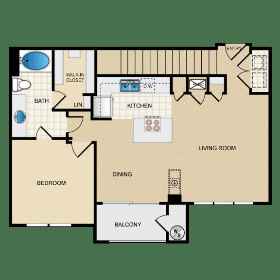 Berkshire Aspen Grove A9G Floorplan