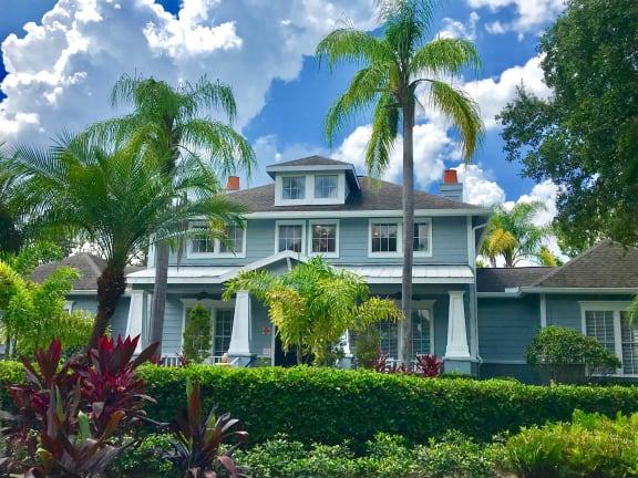 Elegant Exterior View at Berkshire at Citrus Park, Tampa, FL, 33625