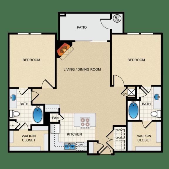 Berkshire Aspen Grove D4 Floorplan