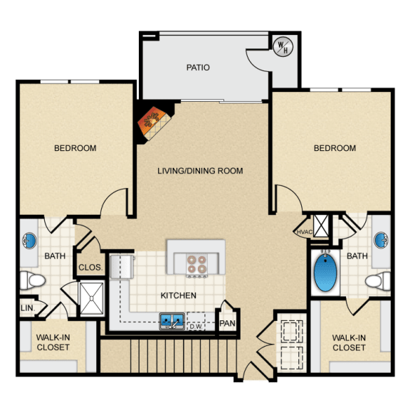 Berkshire Aspen Grove D5G Floorplan