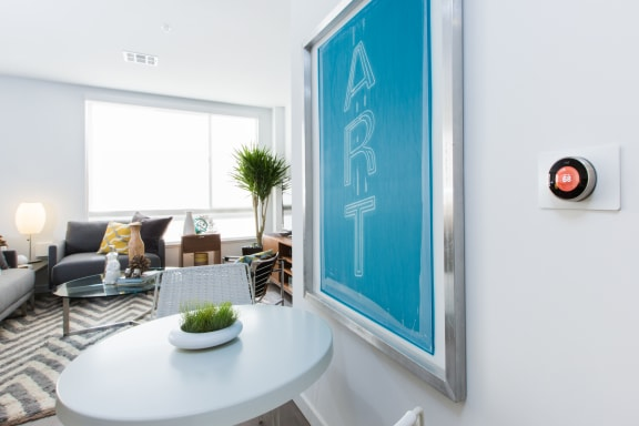Nest™ Thermostats at Aire, San Jose, California