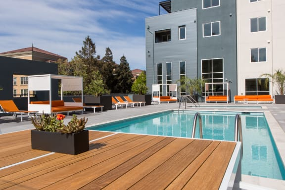 Sundeck at Aire, San Jose, CA