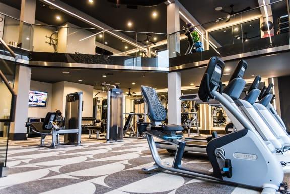Fitness Center, Berkshire Auburn